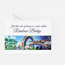 Rainbow Bridge Cards (Pk Of 10)