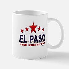 El Paso The Sun City Mug