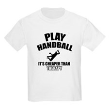 handball is my therapy T-Shirt