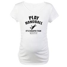 handball is my therapy Shirt
