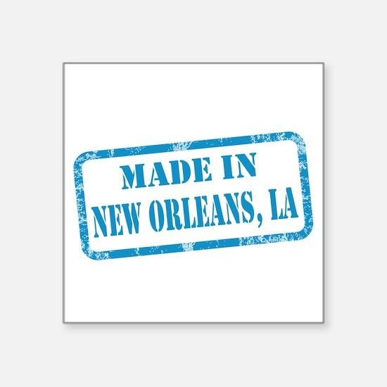 MADEIN NEW ORLEAN Sticker