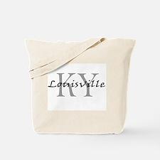 LouisvilleKY-black.png Tote Bag