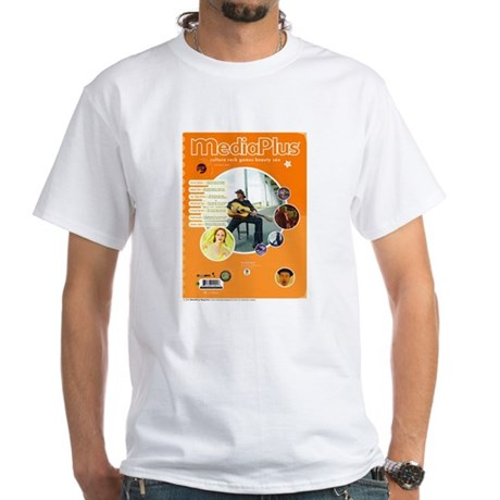 Trevor Tanner_BBB MPM Cvr / White T-Shirt
