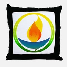 Personal Chalice Throw Pillow