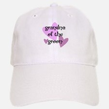 Grandma of the Groom Baseball Baseball Cap