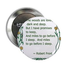 """Robert Frost 2.25"""" Button (10 pack)"""