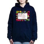 genius and madness aristotle.jpg Hooded Sweatshirt