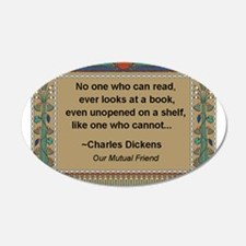 who can read a book.jpg Wall Decal