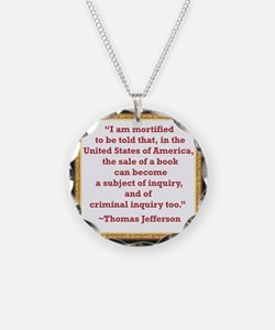 sale of a book.jpg Necklace