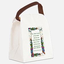 3-walter benjamin.jpg Canvas Lunch Bag