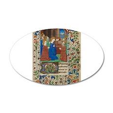 illumunated manuscript.jpg Wall Decal