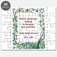 nature and books.jpg Puzzle
