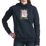 reading is to the mind.jpg Hooded Sweatshirt