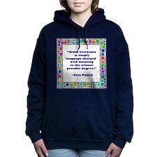 great literature.jpg Hooded Sweatshirt