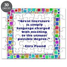 great literature.jpg Puzzle