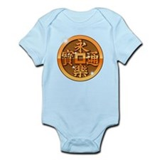Metal Eiraku-sen Infant Bodysuit
