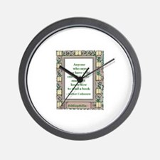 one life to live 2.jpg Wall Clock