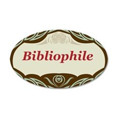 bibliophile.jpg Wall Decal