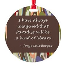 paradise library Borges.jpg Ornament