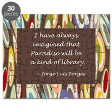 paradise library Borges.jpg Puzzle