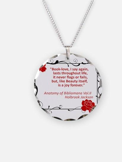 bibliomania.jpg Necklace
