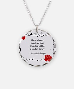 paradise library.jpg Necklace