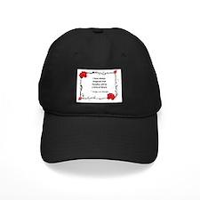 paradise library.jpg Baseball Hat