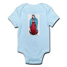 Our Lady of Guadalupe Infant Bodysuit