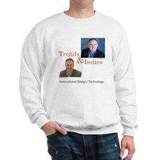 Trends & Issues in ID/T Sweatshirt
