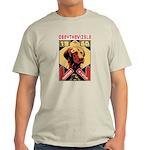 Vizsla Resistance is Futile! Light T-Shirt