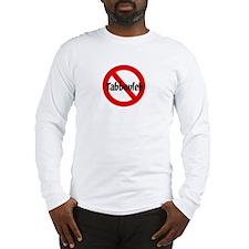 Anti Tabbouleh Long Sleeve T-Shirt