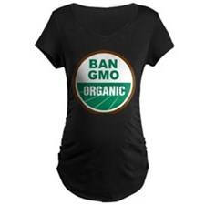 Ban GMO Organic T-Shirt