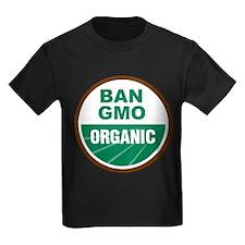 Ban GMO Organic T