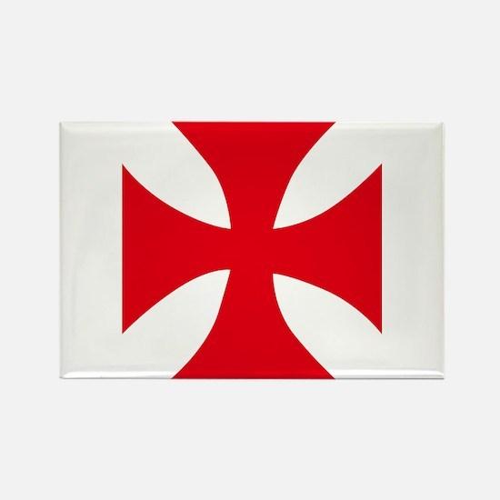Templar Cross Magnets