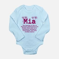 The Meaning of Mia Body Suit