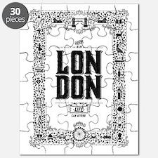 London decorative border Puzzle