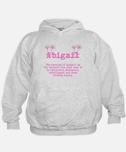 The meaning of Abigail Hoodie