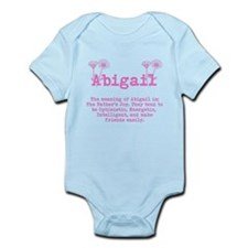 The meaning of Abigail Body Suit