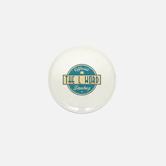 Official The L Word Fanboy Mini Button