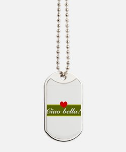 ciaobella!.png Dog Tags