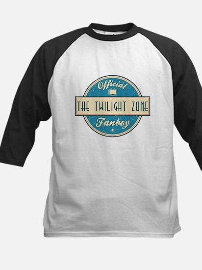 Official The Twilight Zone Fanboy Kids Baseball Je