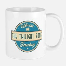 Official The Twilight Zone Fanboy Mug