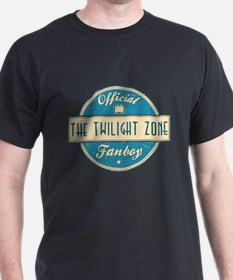 Official The Twilight Zone Fanboy T-Shirt