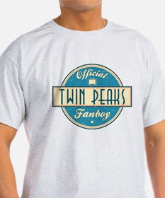 Official Twin Peaks Fanboy T-Shirt