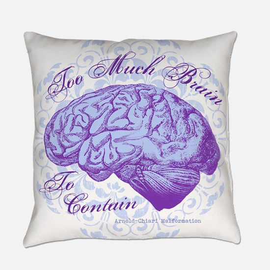 OKDS_Too_Much_Brain.png Everyday Pillow