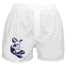 Vintage Pinup Boxer Shorts
