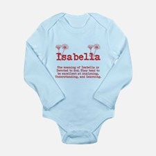 The meaning of Isabella Body Suit