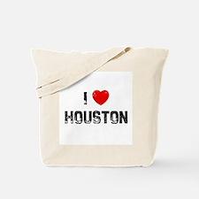 I * Houston Tote Bag
