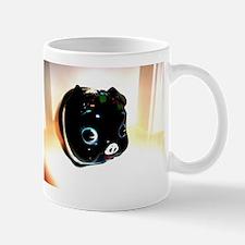 Cute piggy bank Mugs