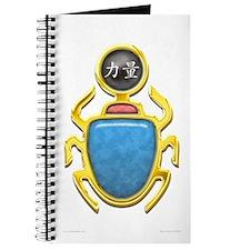 Black Pearl Scarab Journal